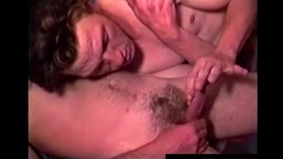 Southern redneck giving throat fuck