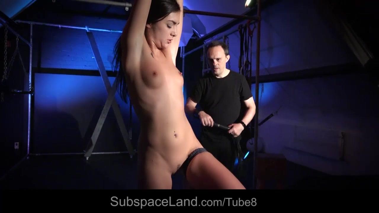 Elegant slave girl humiliation bdsm game