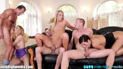 MileHigh Orgy for Horny Swinger Couples
