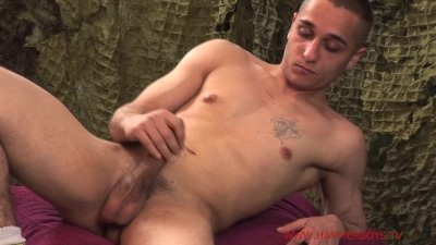 Casting couch Gregory Wall from Hammerboys TV