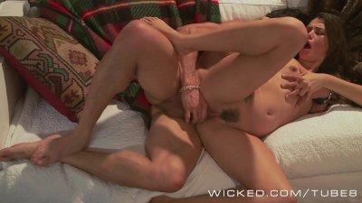Wicked - Allie Haze loves big cock