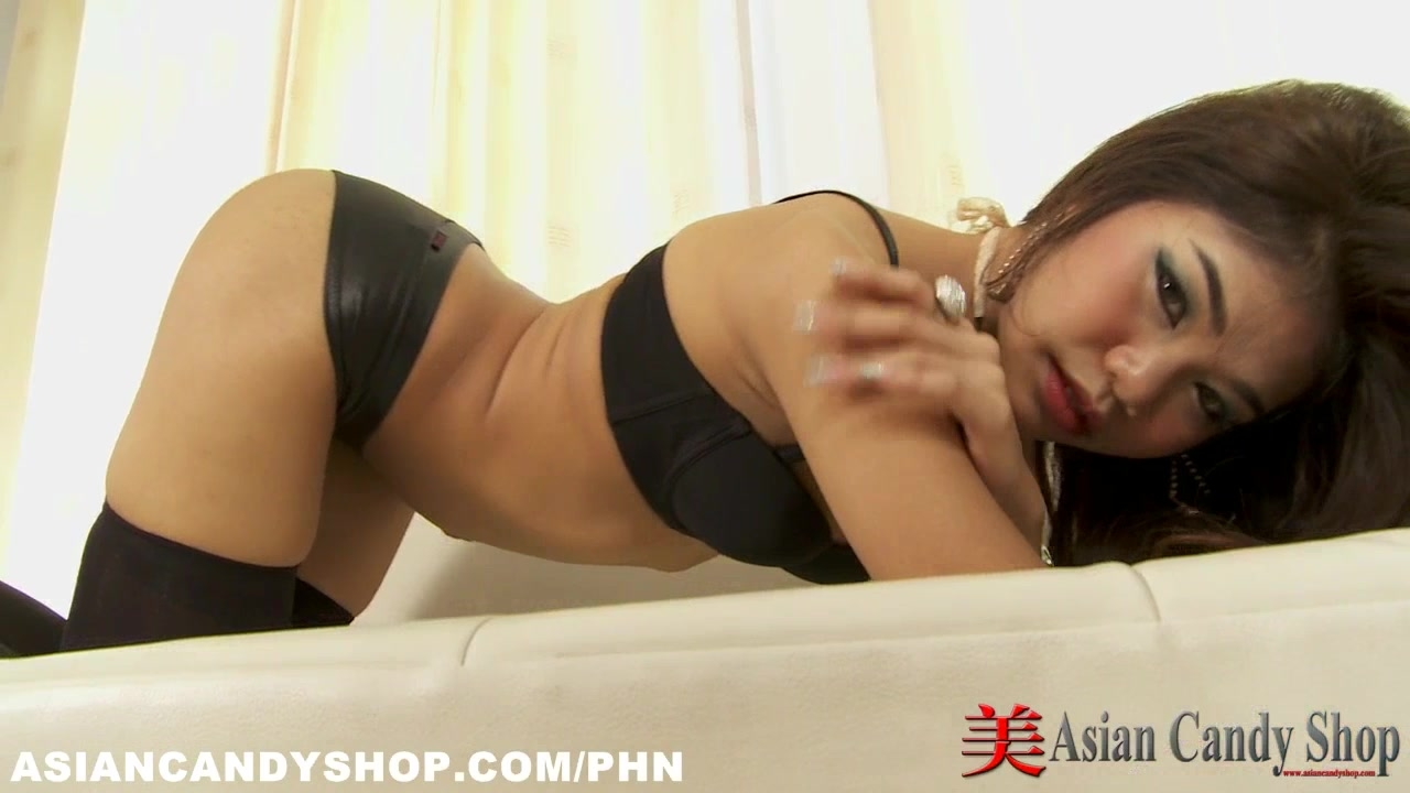 Hot Asian Girl Sexy Solo