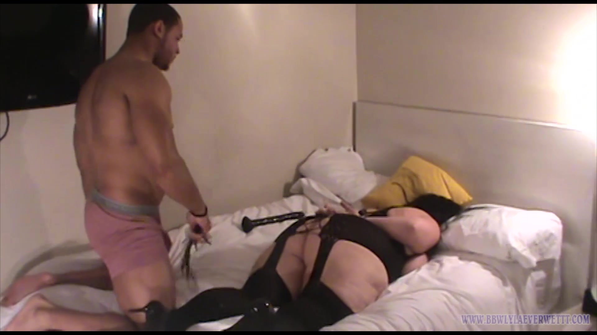 bbw mom bdsm by young black cock
