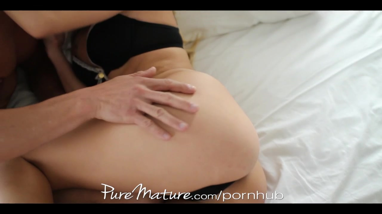 Pure Mature Wife wakes up horny and wants a big dick