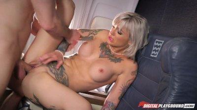 Kleio Valentein in, DP Star Sex Challenge