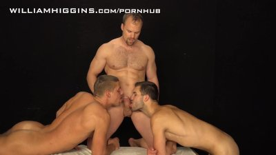 Military Czech Up and Raw Fucking at WilliamHiggins