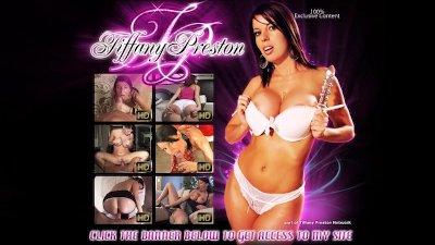 Tiffany Preston Loves Creampie - TiffanyPass.com