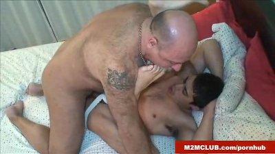 Daddy & Son Barebacking