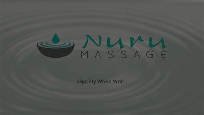 NuruMassage Peeping MILF Masturbates to Japenese 3Way