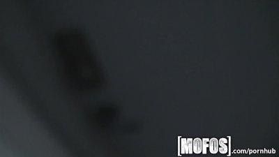 Mofos - Sexy teen needs a little convincing