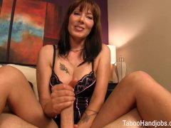 Mother s Day seduction   Zoey Holloway Taboo Handjob
