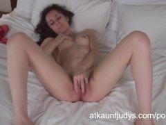 Natalia M  masturbates for Ashley Stone