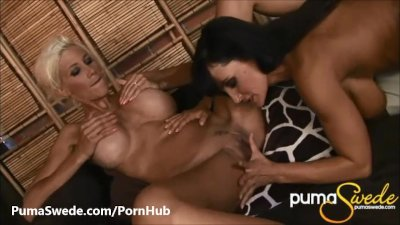 Puma Swede and Lisa Ann's First Time Ever!
