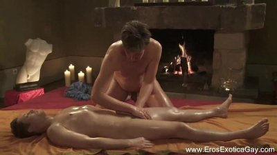 Intimate Erotic Prostate Massage Part 2