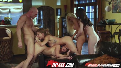 Digital Playground - Bridesmaids get their moneys worth
