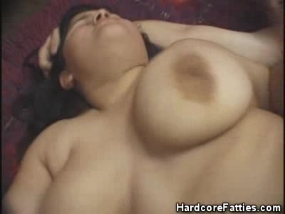 Sandwiched BBW In The Middle