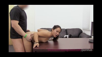 Tiny Asian Awesome Ass Fuck & Anal Creampie