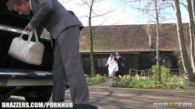 Brazzers - pre-wedding fucking