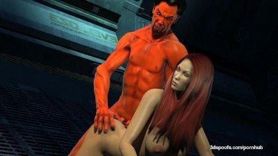 Assazel the dirty xmen