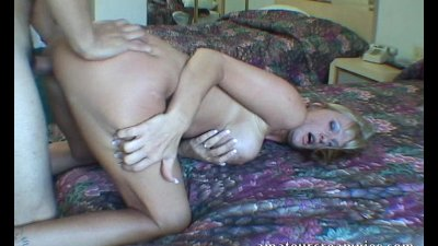 Alison Kilgore gets filled up