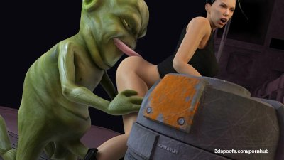Laura Craft and the Evil Alien