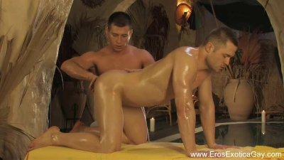 Intimate Erotic Anal Massage Part 3