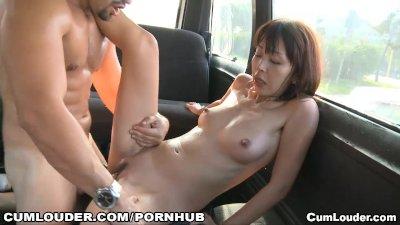 Marica Hase enjoys fucking on a Van
