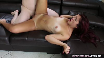 Airerose Young cock starved babe Sophia Steele