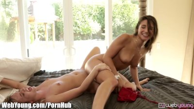 WebYoung Abella Danger 69s with Teen Friend