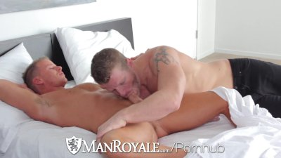Jeremy Stevens Wakes Up Boyfriend Tory Mason for a Hot Fuck