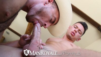 Boyfriends Zachary Perry & Steve Vex Fuck Hard