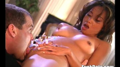 amazing asian sucks cock and r