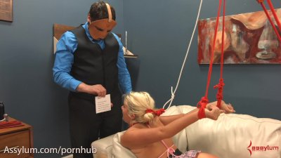 Big ass Layla Price gets rough anal & ass to mouth as degraded cheerleader