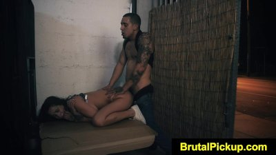FetishNetwork Ashley Adams outdoor bdsm