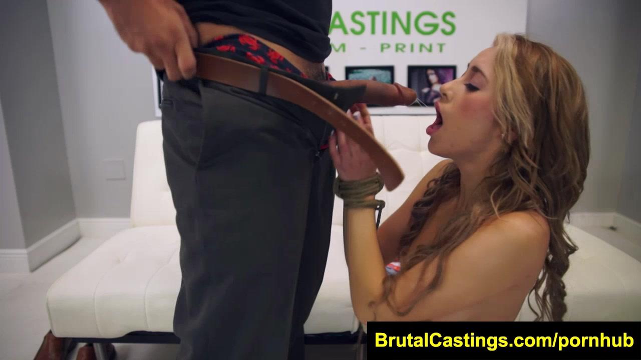 FetishNetwork Marina Angel panty gag bdsm sex