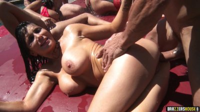 Brazzers House - Live Orgy Finale