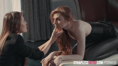 Mia Reese gets strapon from Rossy