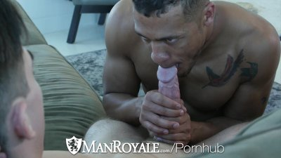 ManRoyale - Kevin Blaise Fucked Deep by Jack Hunter