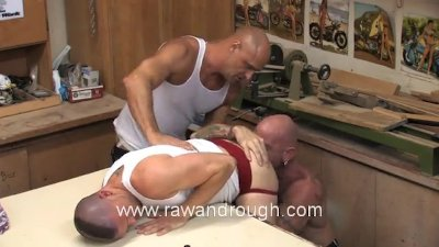 AJ Gets Fucked and Rich Gets Pissed