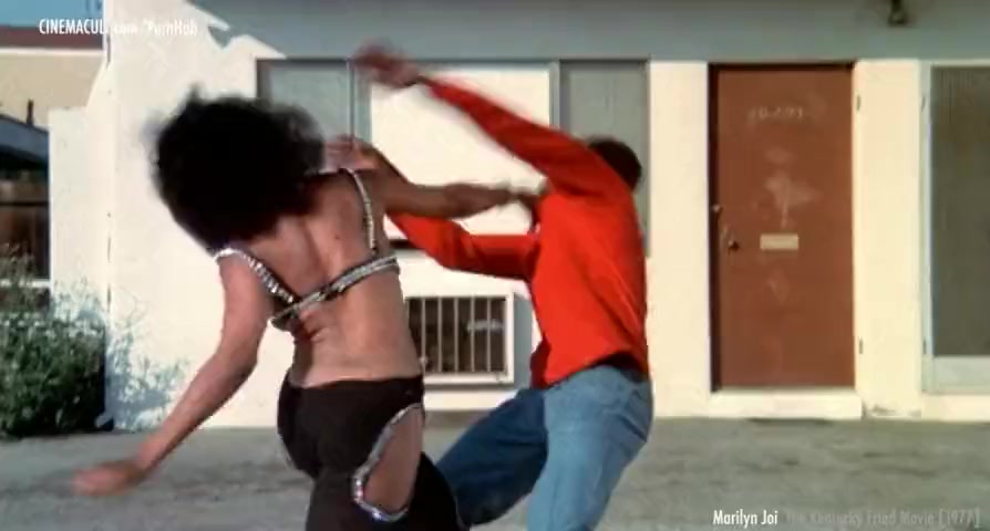 Uschi Digard Tara Strohmeier nude - The Kentucky Fried Movie