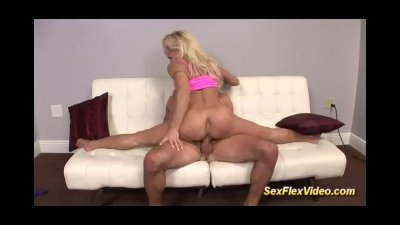 Gina West loves extreme contortion sex