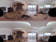 VR Porn Foursome in 360 movie