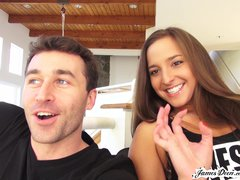 BTS of I Came on James Deen s Face 3 part 1