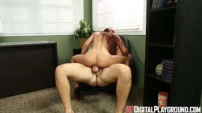 Digital Playground- Madison Ivy Relieves Her Stress By Fucking
