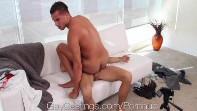 GayCastings - Javier Cruz Fucked By Horny Agent