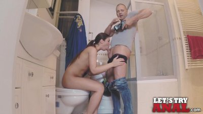 Mofos - Sexy shower and anal