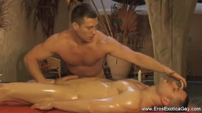The Gay Massage Technique