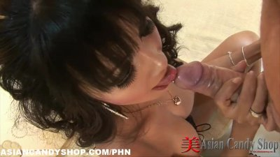 Slutty Thai Girl Sucks Cock