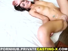 Private Casting X   Power fucking and cumshot