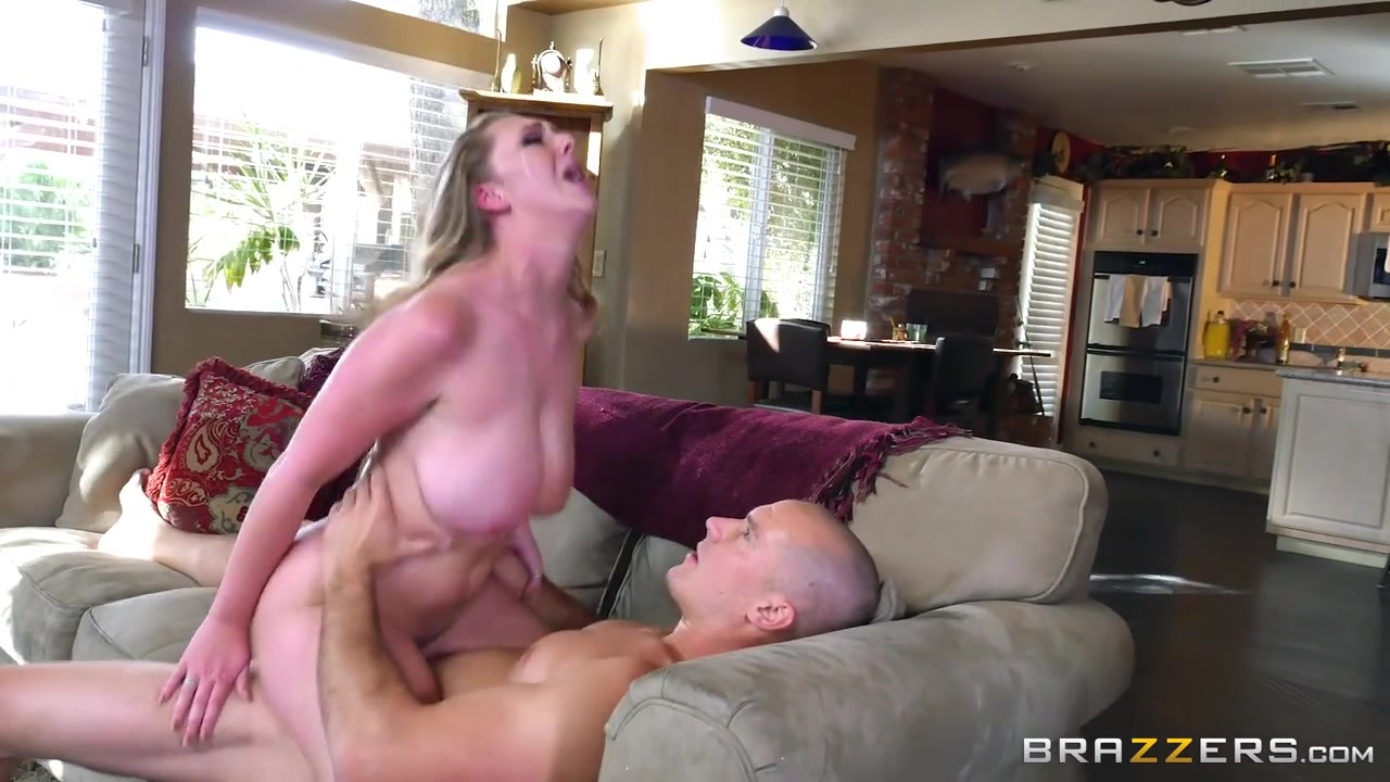 Brazzers - Brooke Wylde shows off her big tits